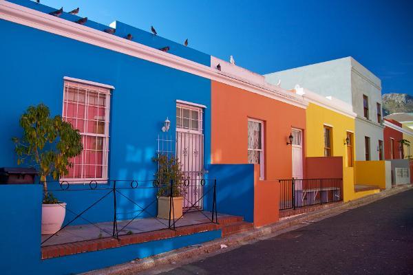 I colori di Cape Town