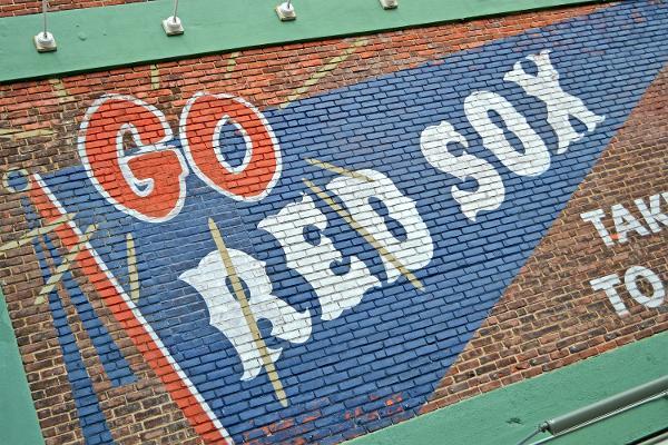 Benvenuto nella patria dei Red Sox!