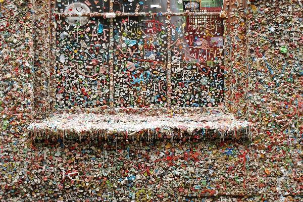 Il palazzo di chewing - gums