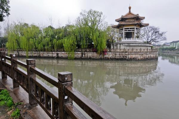 Un santuario spirituale alle porte di Shanghai