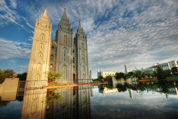 La città dei Mormoni