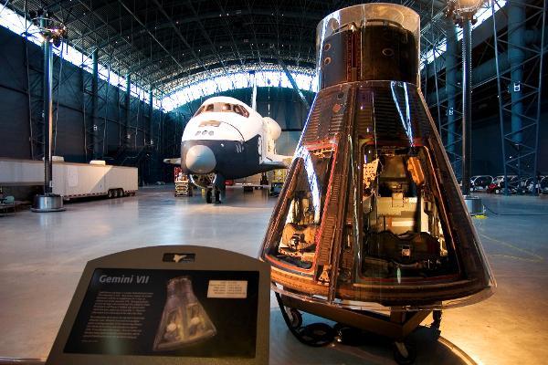 Il più grande museo aerospaziale del mondo