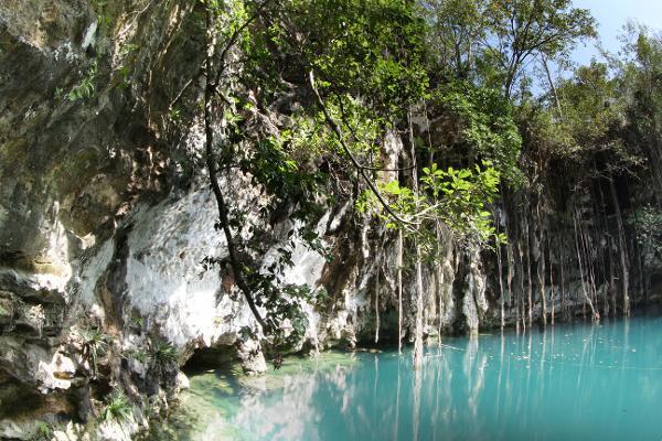 Le grotte ultraterrene