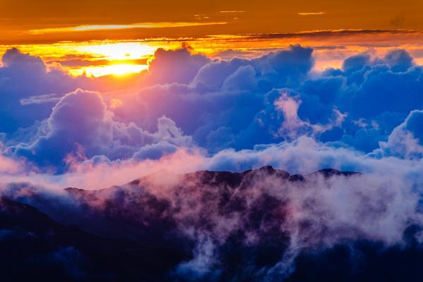 Con la testa fra le nuvole
