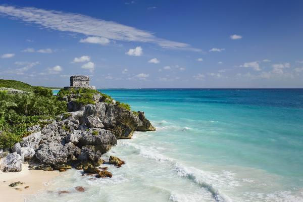 In spiaggia coi Maya