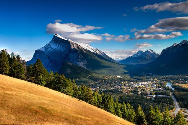 Banff, la regina del Canada