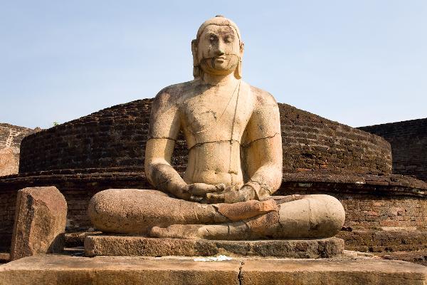 La città sacra di Lanka