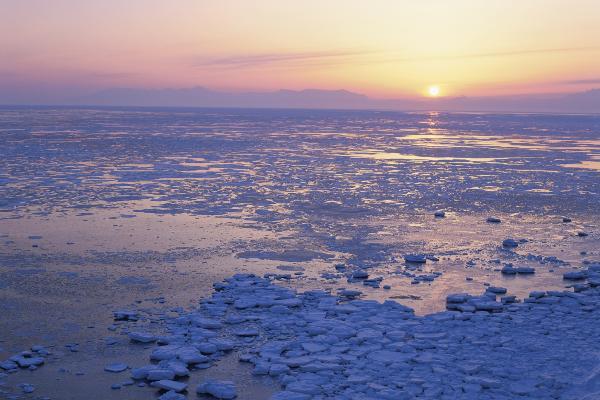 Una traversata tra i ghiacci