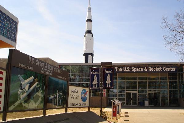 Il più grande museo astronautico del mondo