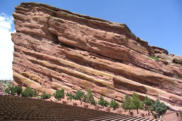 Palcoscenico di roccia