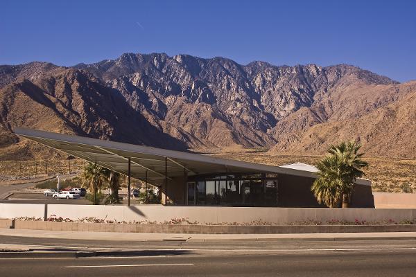 E.T. a Palm Springs