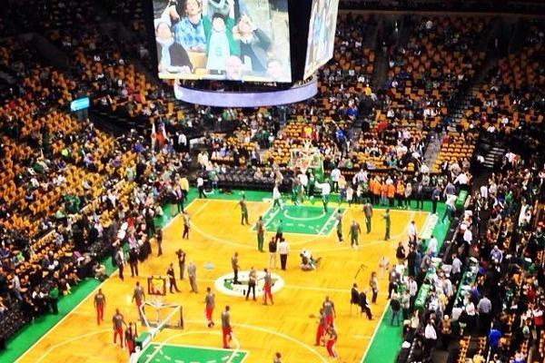 Let's go Celtics!