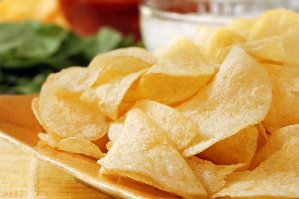 Le chips dell'Atlantico