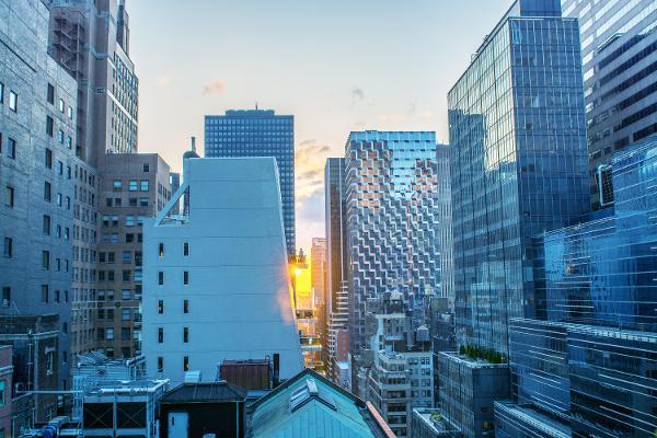Manhattanhenge..un tramonto surreale!
