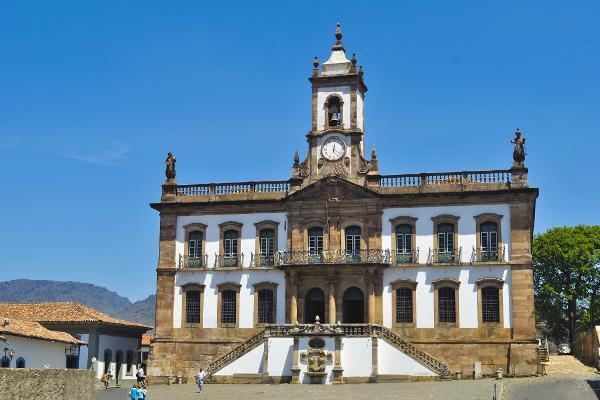 Ouro Preto racconta