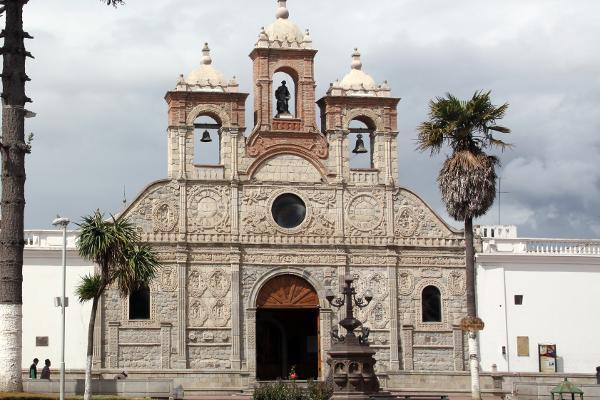 L'anima di Riobamba
