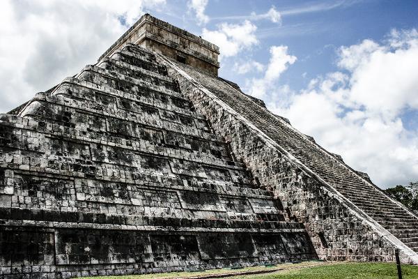 L'apparizione del serpente a Chichén Itzá
