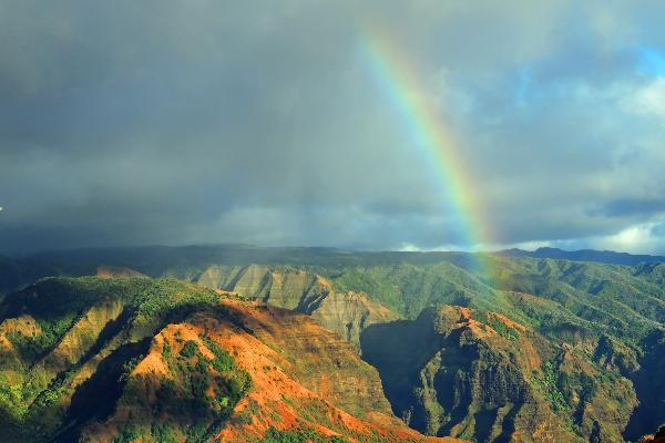 Il Grand Canyon del Pacifico