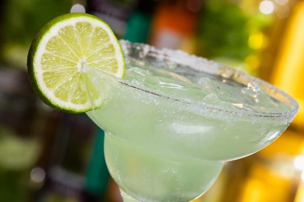 Un Margarita a ritmo di musica!