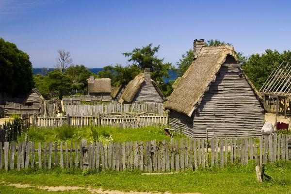 La macchina del tempo: Plimoth Plantation