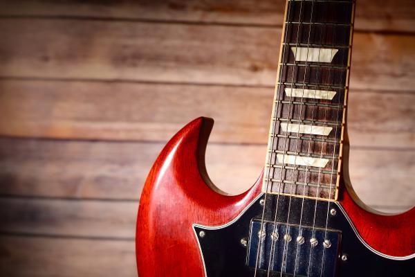 La chitarra degli dei