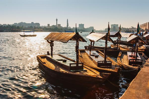 L'acquatico cuore di Dubai