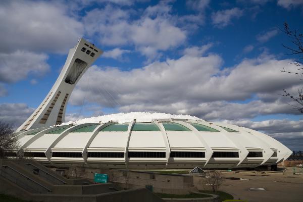 Il trampolino di Montreal