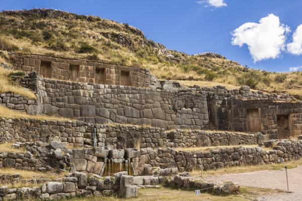 La miracolosa acqua degli Inca