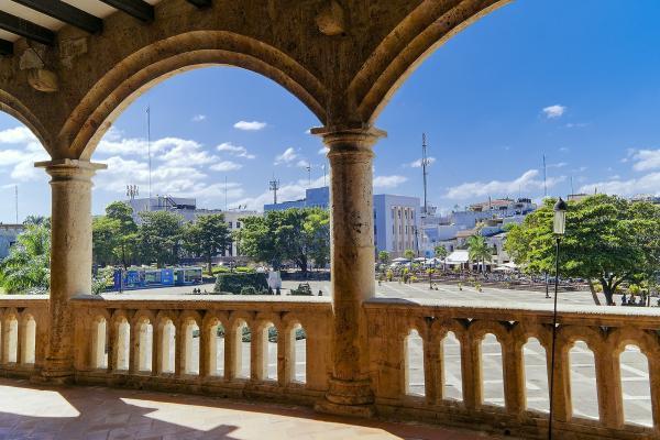 Il palazzo di Colombo