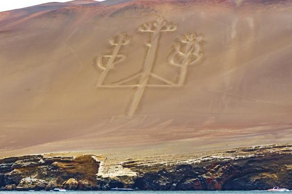 Il candelabro di sabbia