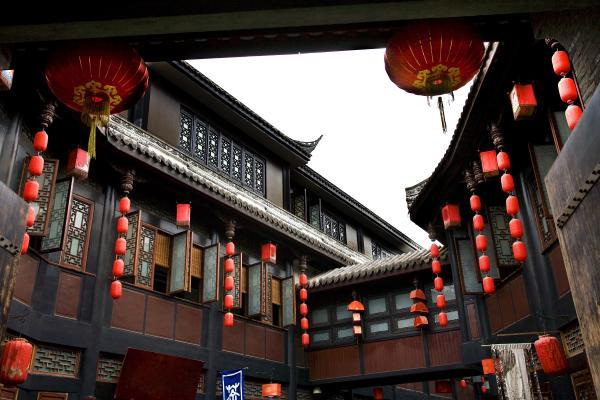 A piedi nel cuore di Chengdu