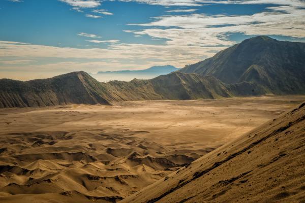 Un mare di sabbia