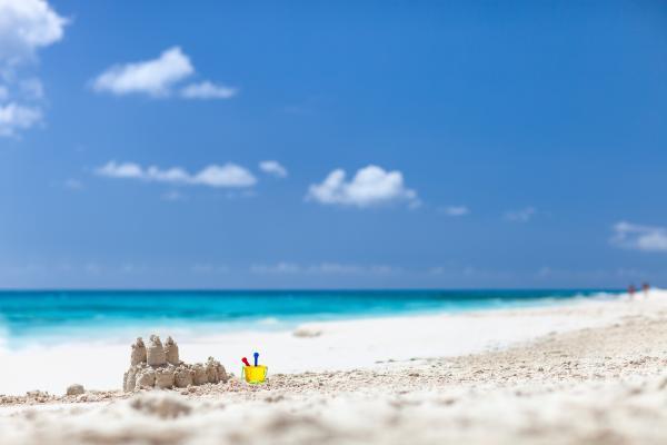Quei castelli di sabbia... ti ricordi?