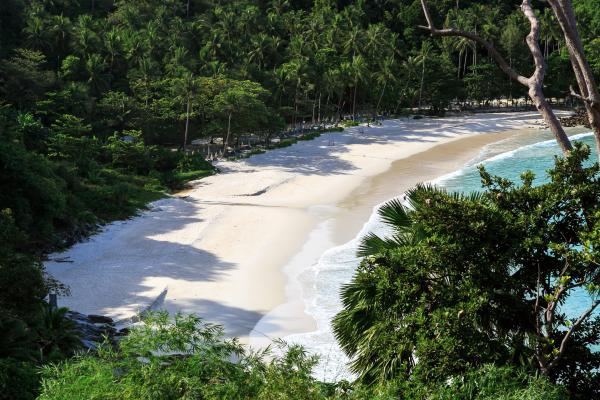 La spiaggia della libertà