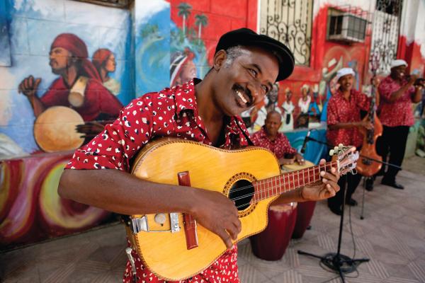 Sound cubano
