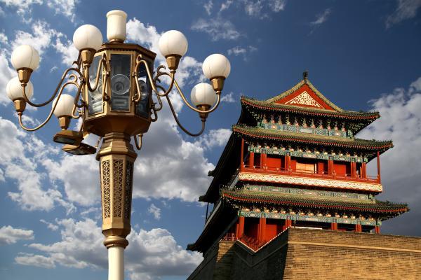 La porta di Pechino