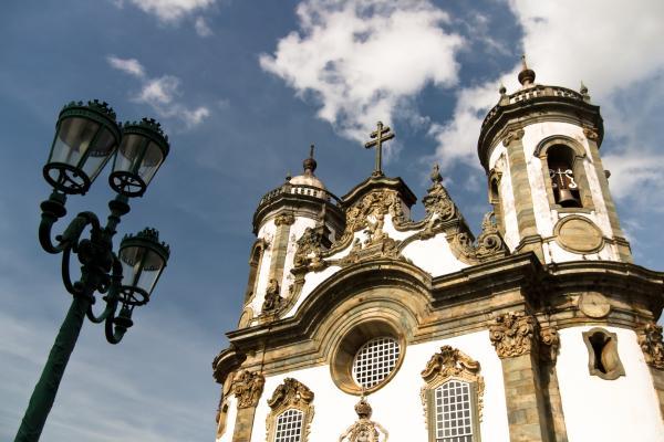 Una città di chiese e uomini d'azione
