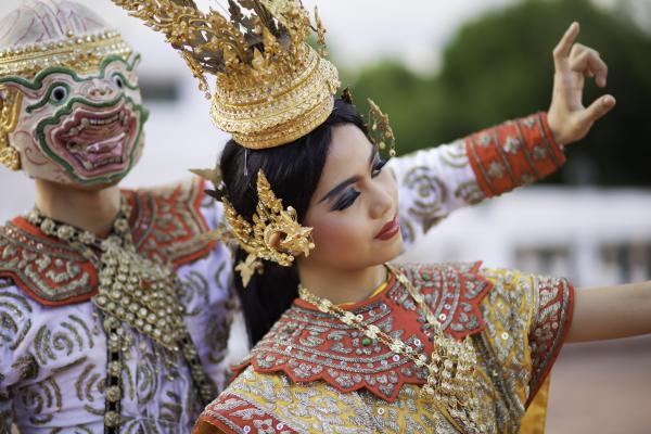 Ammaliante essenza thailandese