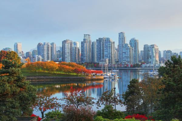 Le anime di Vancouver
