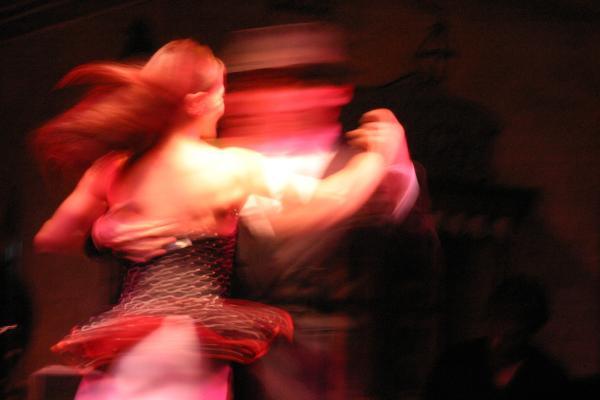 Una serata con il dio del tango