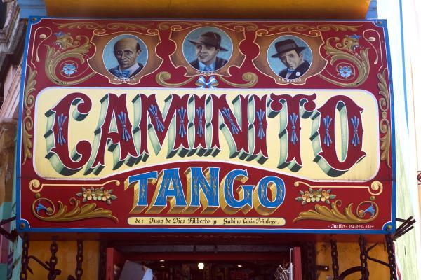 Piacere, Signor Tango!