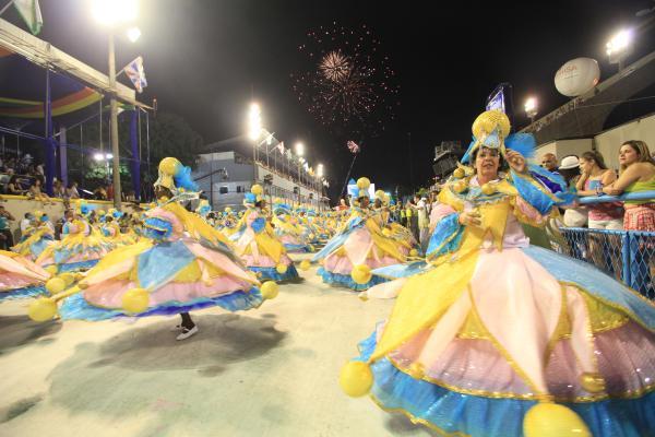 Uno stadio per la samba