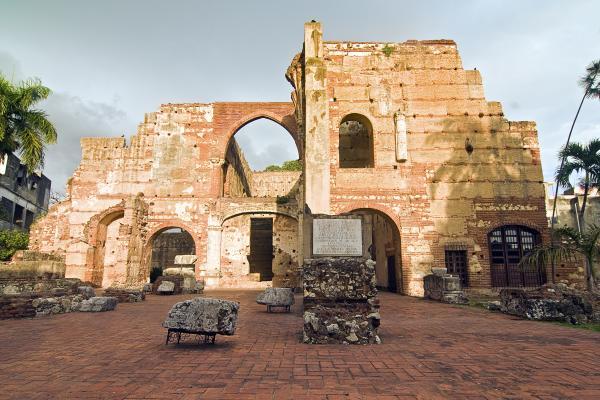 Il più antico ospedale delle Americhe