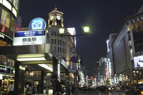 Un quartiere, milioni di negozi