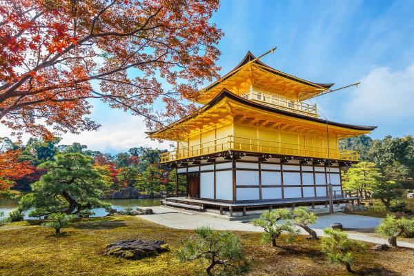 La gemma d'oro di Kyoto
