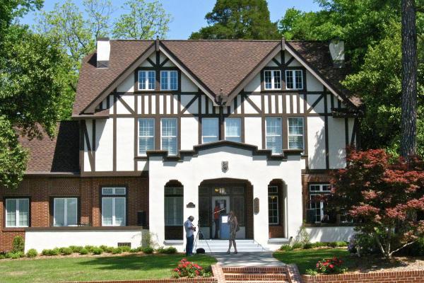 La grande casa...degli Allman Brothers!