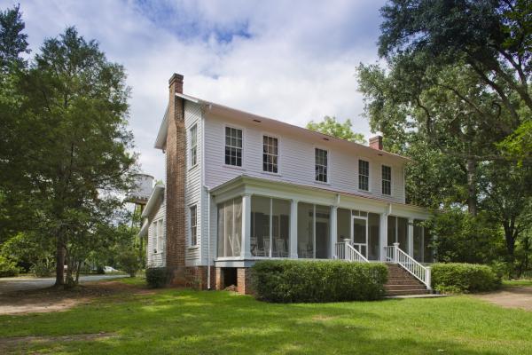 La casa di campagna della scrittrice