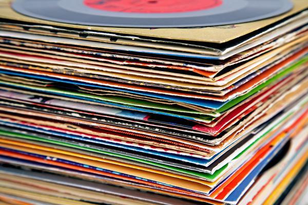 L'icona di tutti i dischi