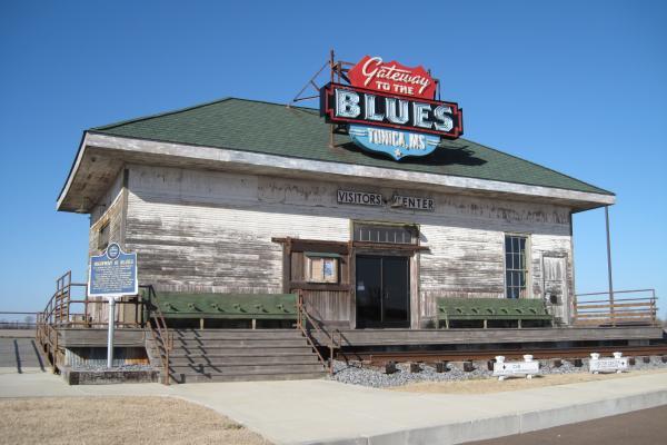 La porta d'accesso al Blues
