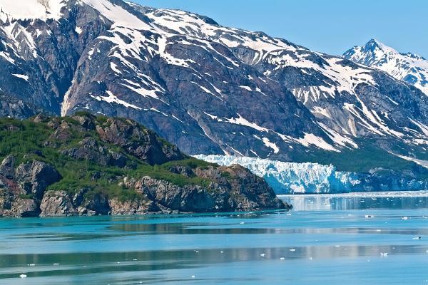 A Glacier Bay con i leoni marini